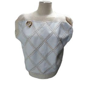 Vintage Ackermann Leather Vest